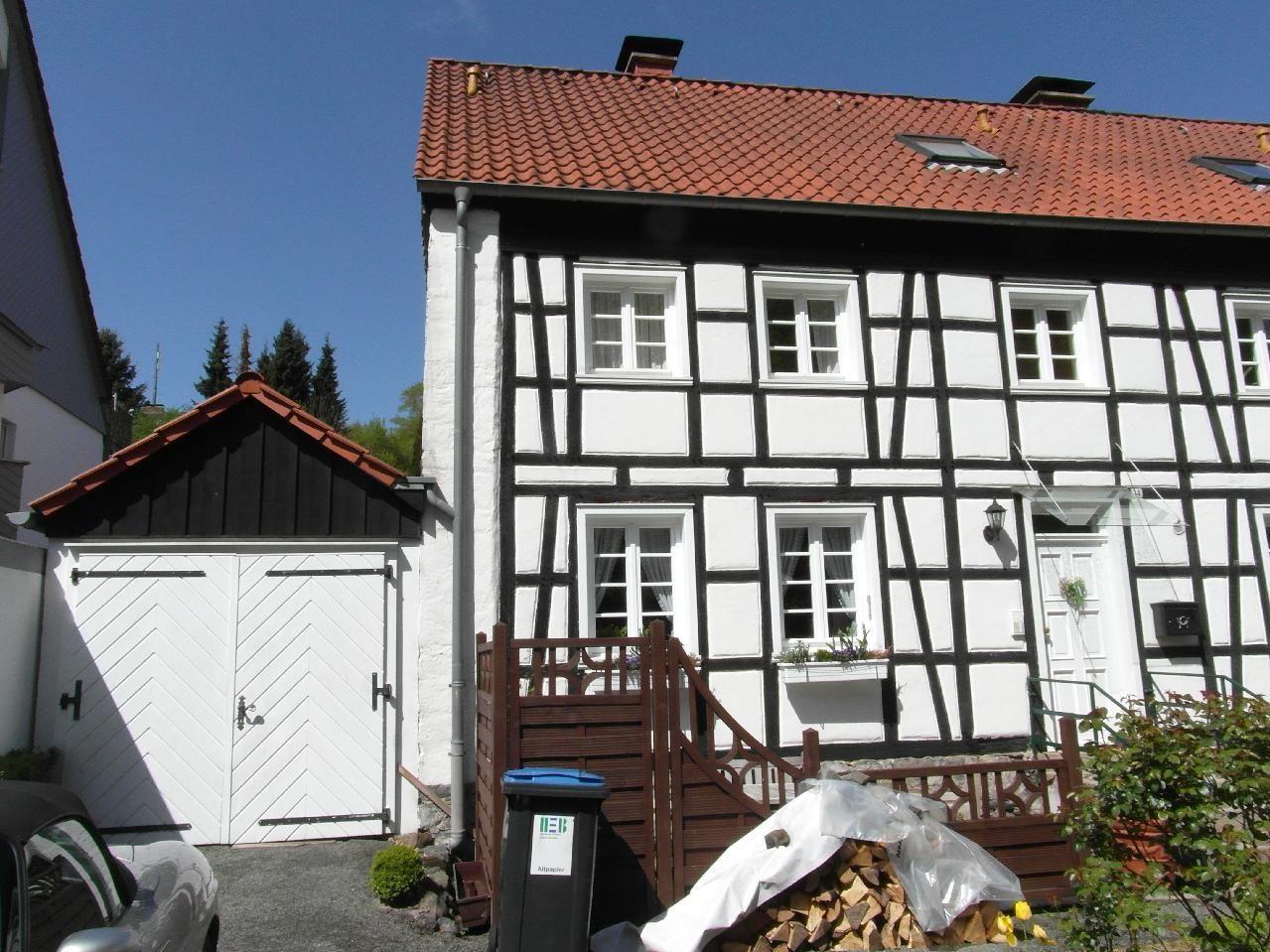 Haus Zum Kauf In Hagen Holthausen Aussergewohnliche Dhh In