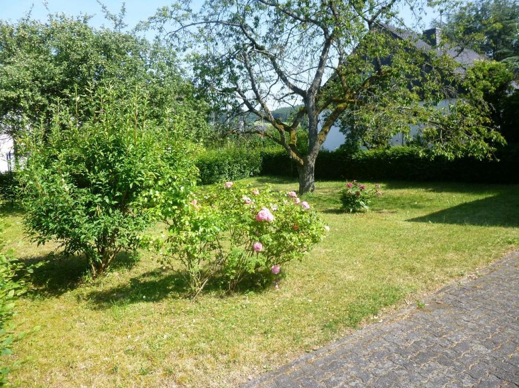 Garten....